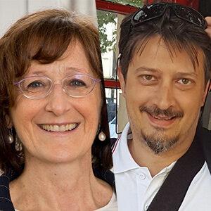 Alessandra Fava e Gianluca Amarù